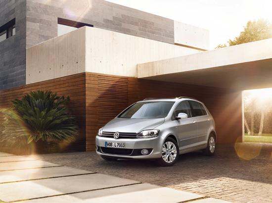Volkswagen Vw Golf Plus Life Vorne aussen