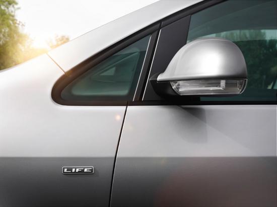 Volkswagen Vw Golf Plus Lifebeschriftung