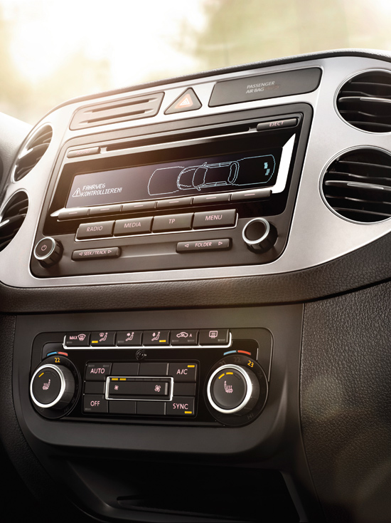 Volkswagen Vw Golf Plus Life Innenraum