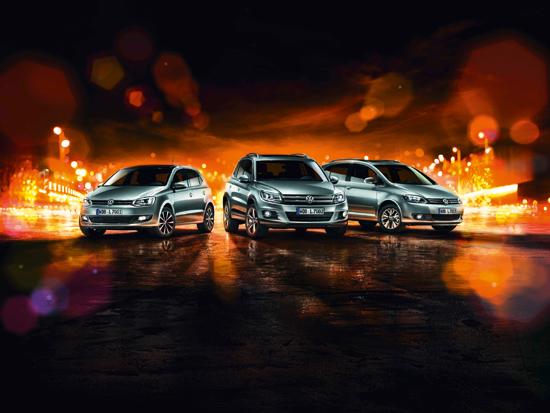 Volkswagen Vw Golf Plus Life Modellreihe