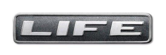 Volkswagen Vw Golf Life Logo