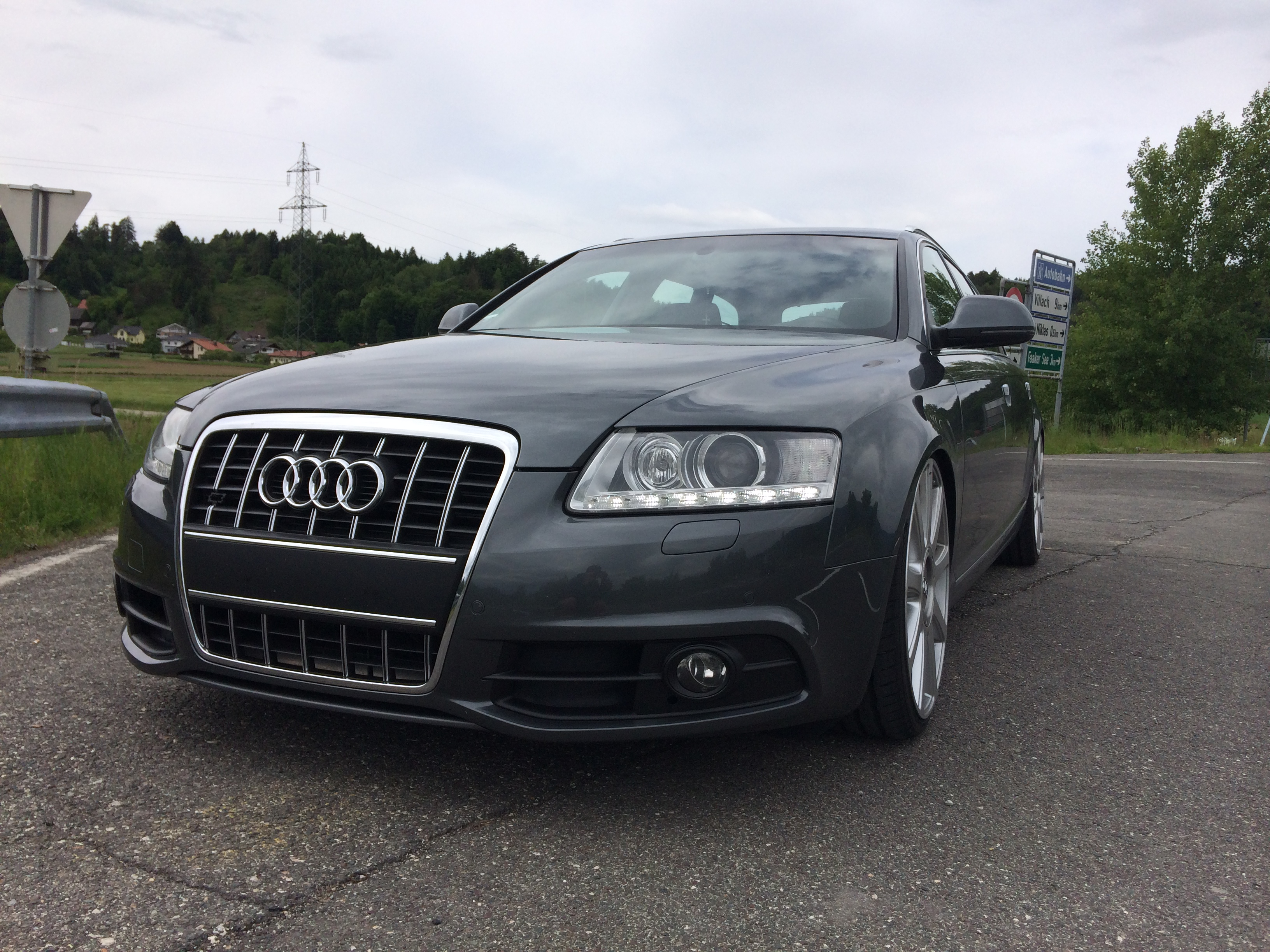 Audi A6 4f Avant Show And Shine Vw Page Forum Hilfestellung